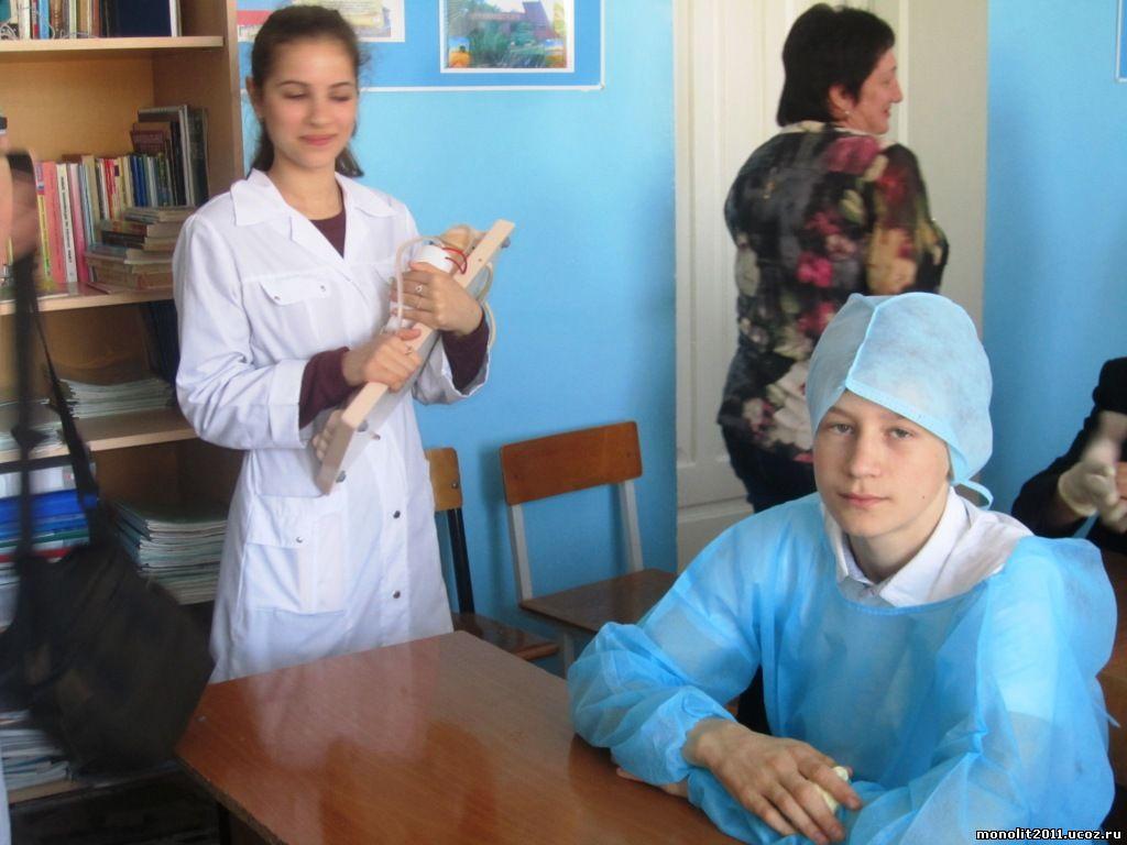 Самарский медицинский колледж конкурс